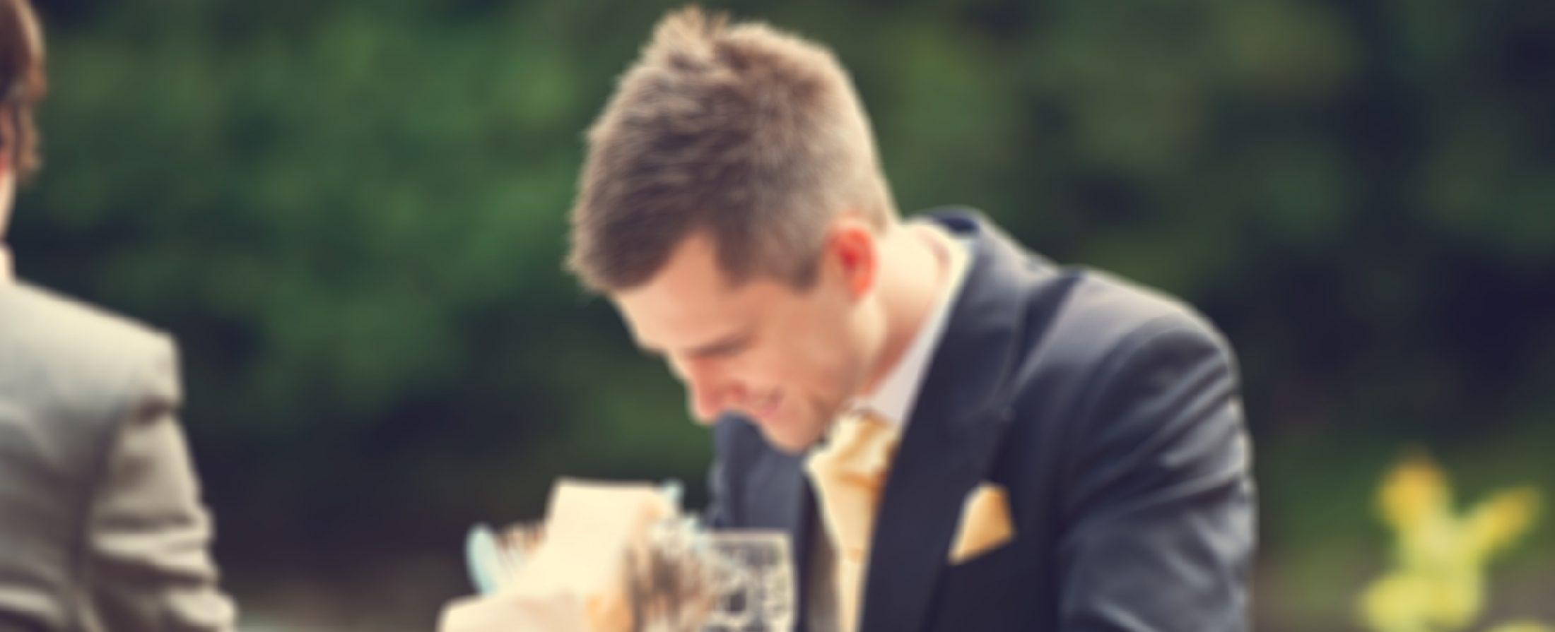 My Wedding Speech Tips